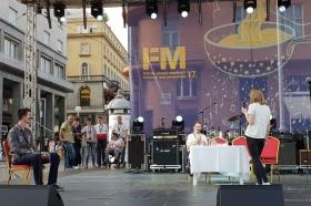 """Festival jednakih mogućnosti u Zagrebu, 2018 godine, izvedba predstave """"Da nije jubavi"""""""